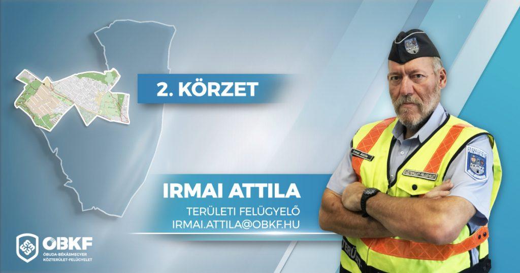 Irmai Attila