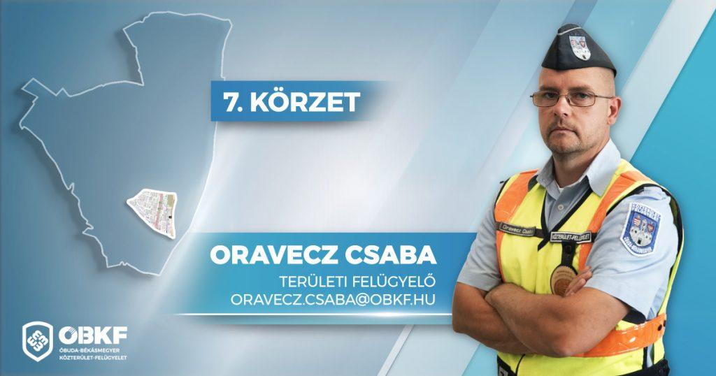 Oravecz Csaba